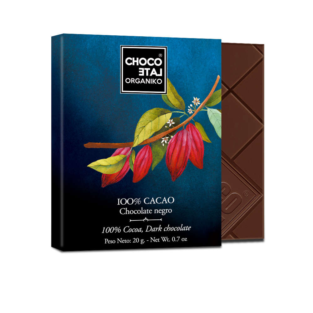 100% Hořká čokoláda