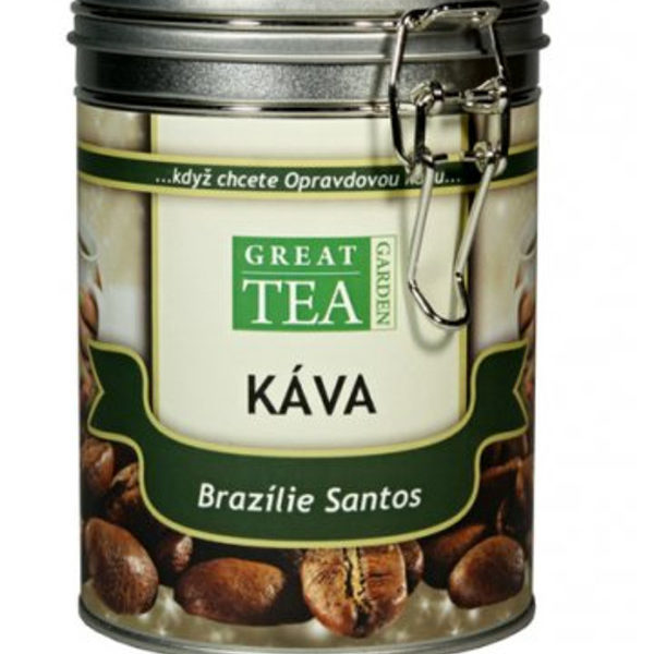 Káva Brazílie Santos