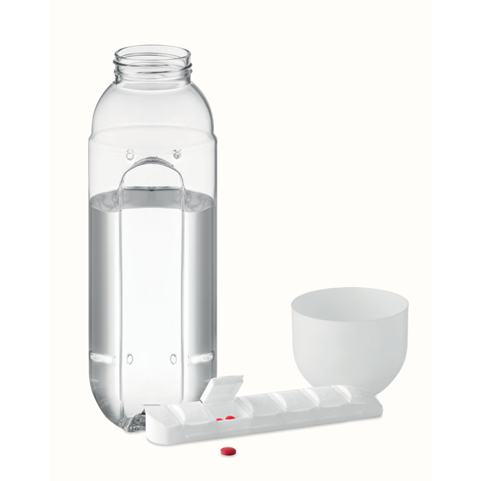 Láhev s lékovkou BOTTLE PILL