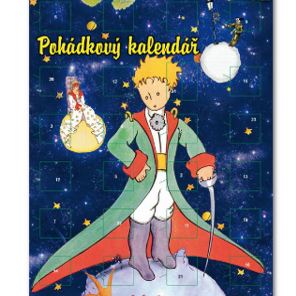 Adventní kalendář - Malý princ