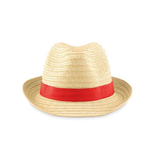 Reklamní klobouk Boogie červený