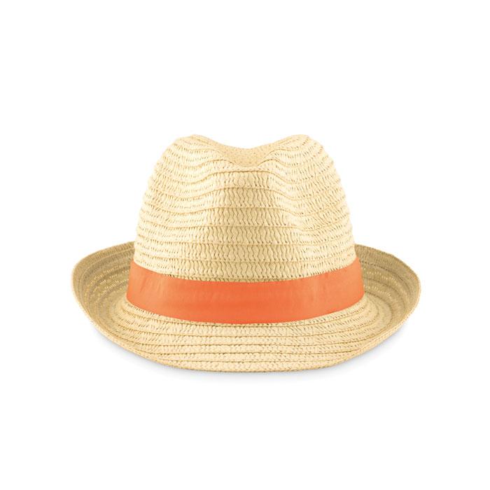 Reklamní klobouk Boogie oranžový