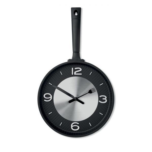 Reklamní nástěnné hodiny PAELLA pánev