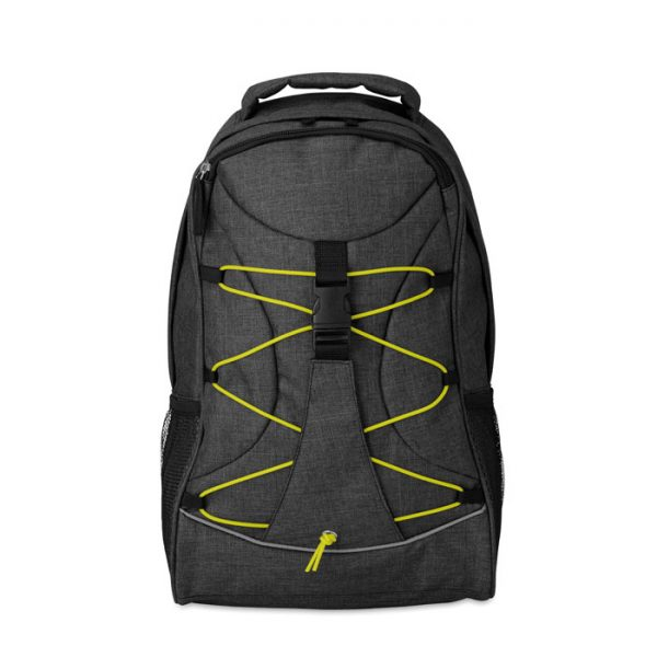 Reklamní batoh Glow Monte Lema žlutý