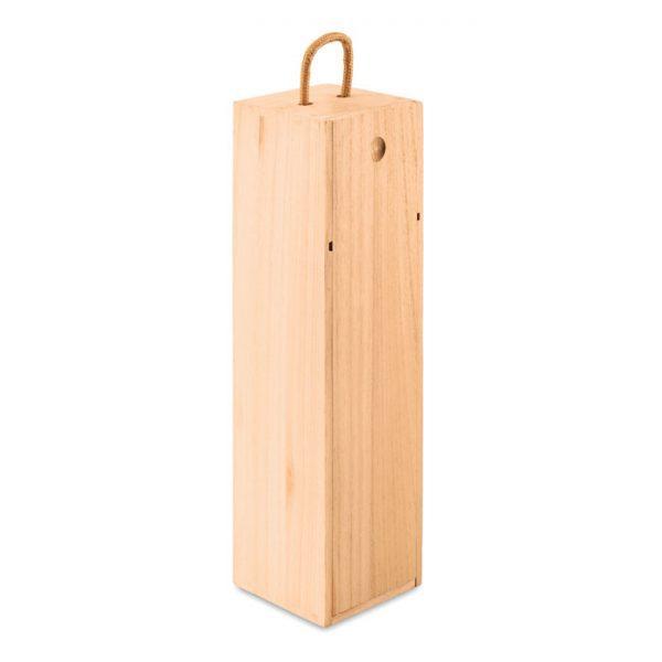 Drevený box na víno