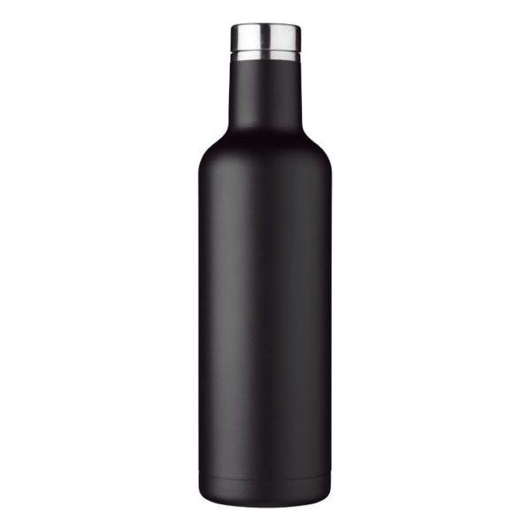 Reklamní termoska Pinto černá