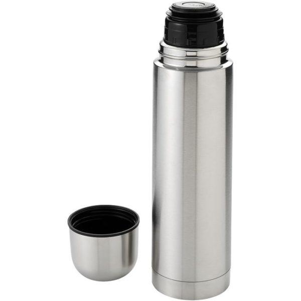 Reklamní termoska Sullivan stříbrná