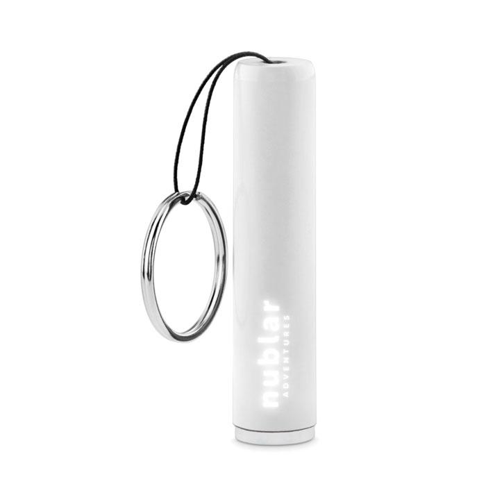 Reklamní baterka SANGLIGHT bílá