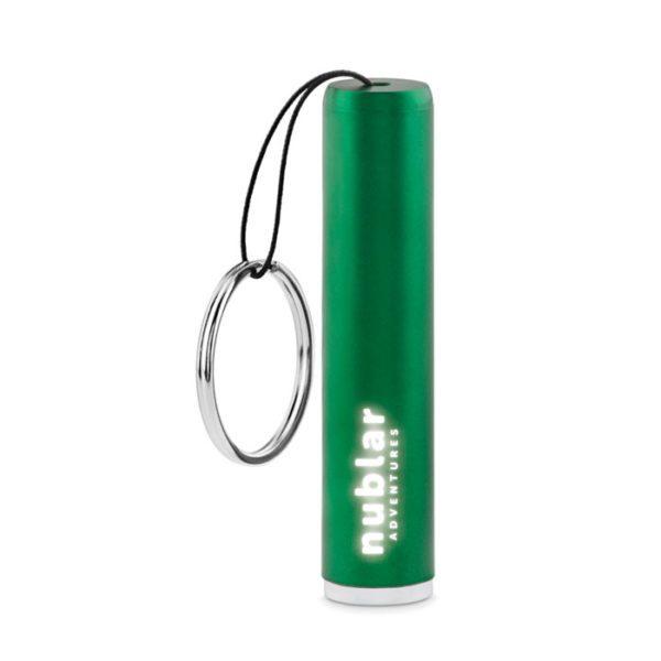 Reklamní baterka SANGLIGHT zelená