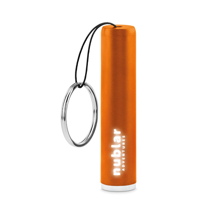 Reklamní baterka SANGLIGHT oranžová