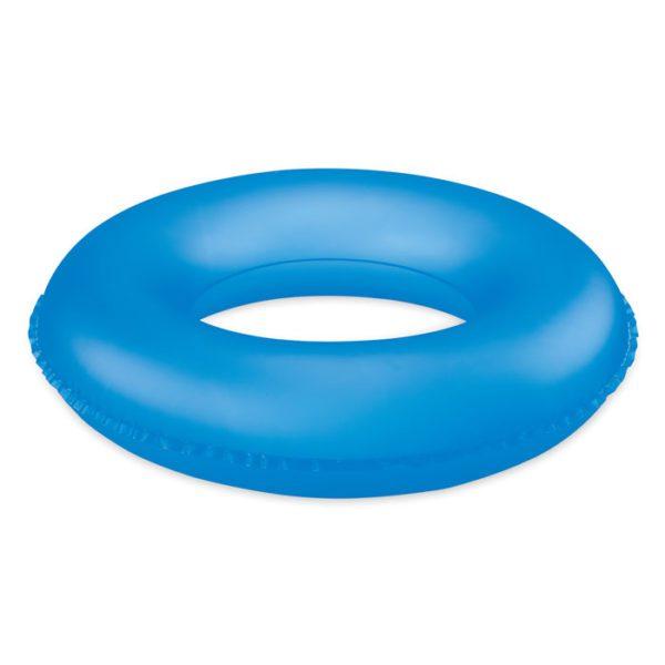 Reklamní nafukovací kruh pro děti modrý