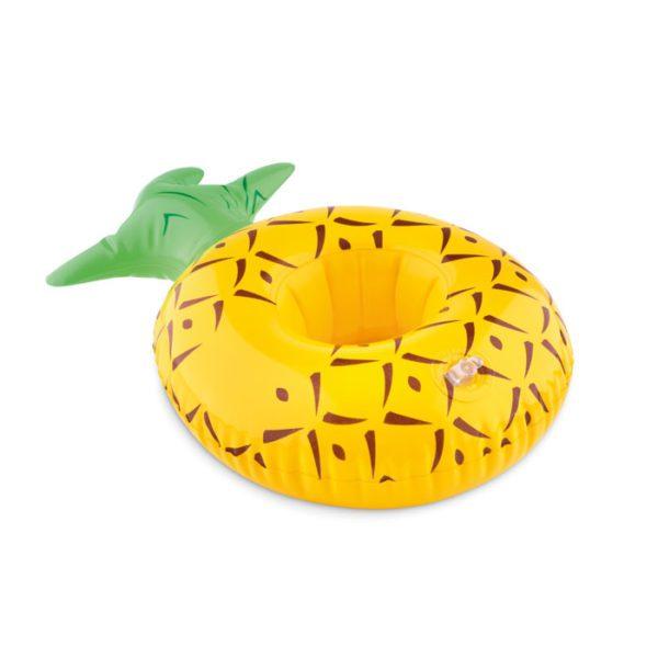 Reklamní stojánek na plechovku ananas