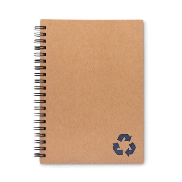 Reklamní zápisník STONEBOOK tmavě modrý