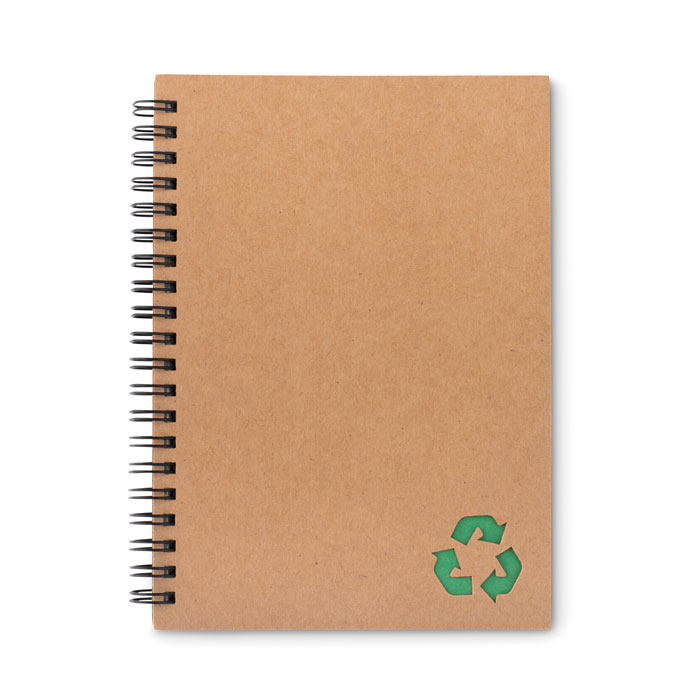 Reklamní zápisník STONEBOOK zelený