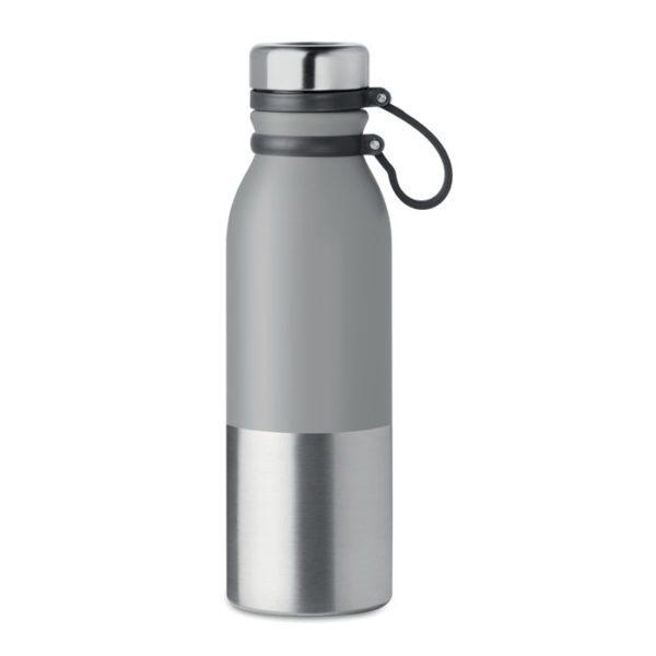 Reklamní termoska ICELAND šedá