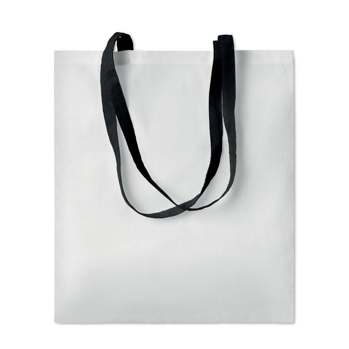 Reklamní nákupní taška SUBLIM COTTONEL černá