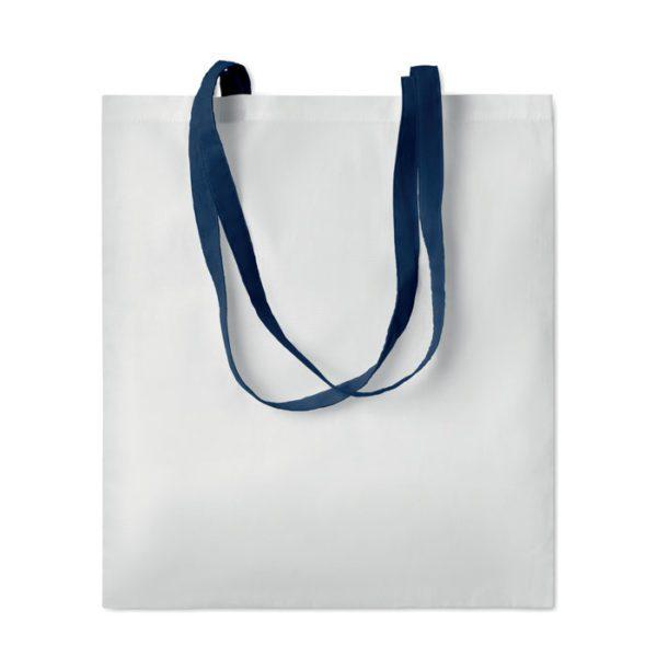 Reklamní nákupní taška SUBLIM COTTONEL námořnická modř
