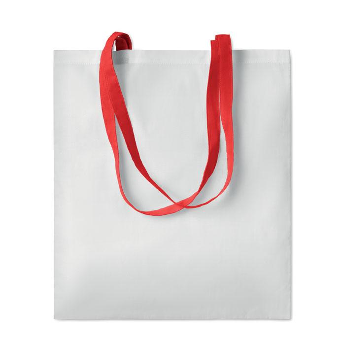 Reklamní nákupní taška SUBLIM COTTONEL červená