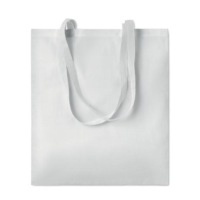 Reklamní nákupní taška SUBLIM COTTONEL bílá