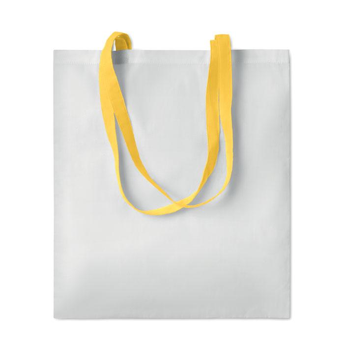 Reklamní nákupní taška SUBLIM COTTONEL žlutá