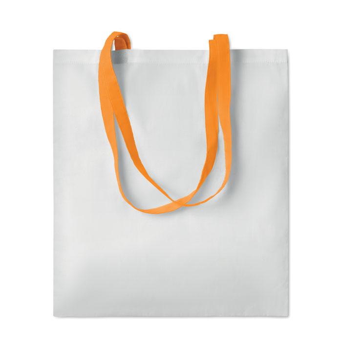 Reklamní nákupní taška SUBLIM COTTONEL oranžová