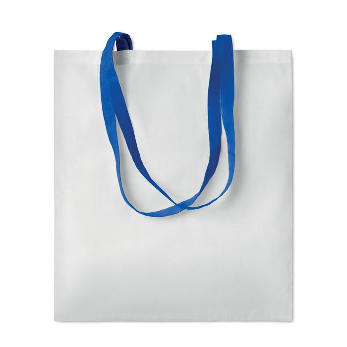 Reklamní nákupní taška SUBLIM COTTONEL modrá