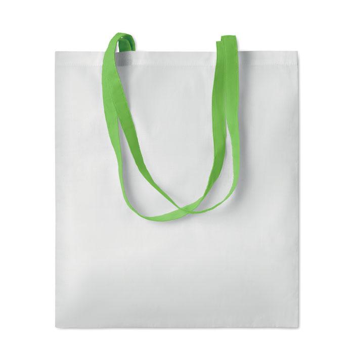 Reklamní nákupní taška SUBLIM COTTONEL zelená