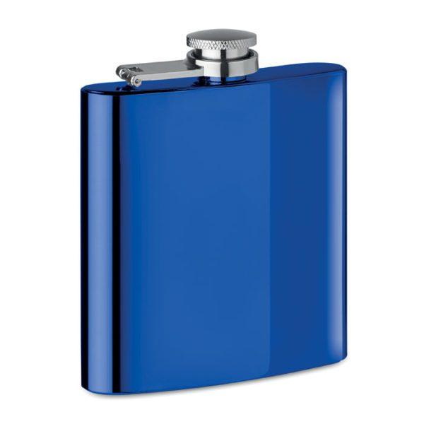 Reklamní placatka modrá