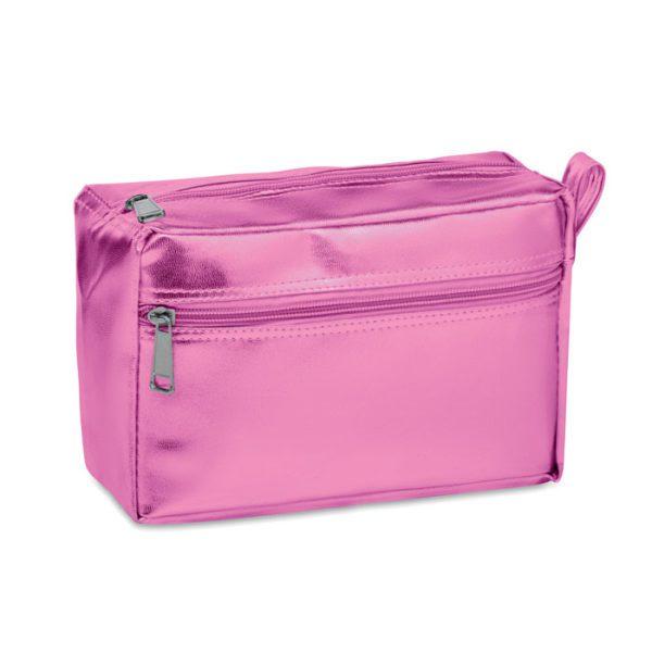 Reklamní kosmetická taštička SILENE růžová