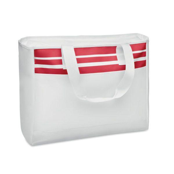 Reklamní nákupní taška TARAWA červená