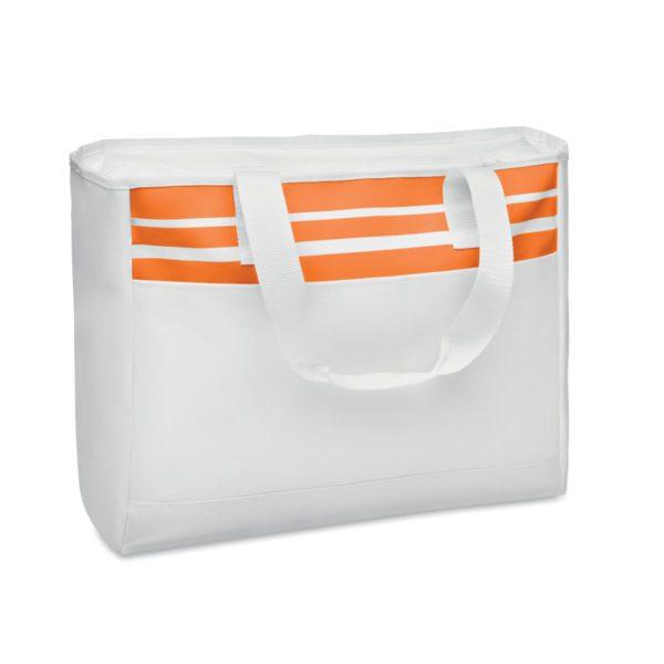 Reklamní nákupní taška TARAWA oranžová