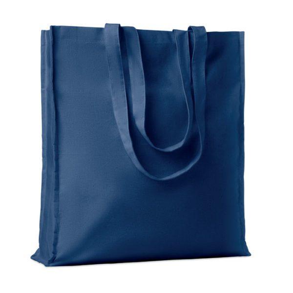 Reklamní nákupní taška PORTOBELLO tmavě modrá