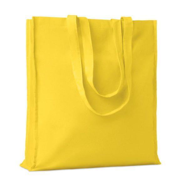 Reklamní nákupní taška PORTOBELLO žlutá