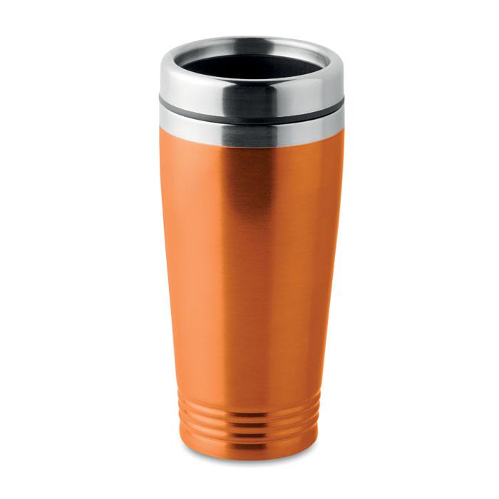 Reklamní cestovní hrnek RODEO COLOUR oranžový