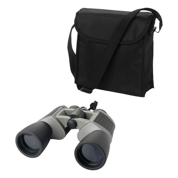 Reklamní dalekohled 10x50 šedý 1