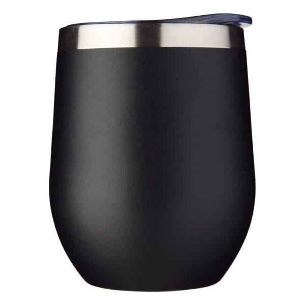 Reklamní termohrnek Corzo černý