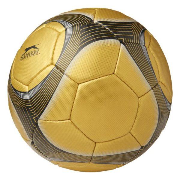 Reklamní fotbalový míč zlatý 3