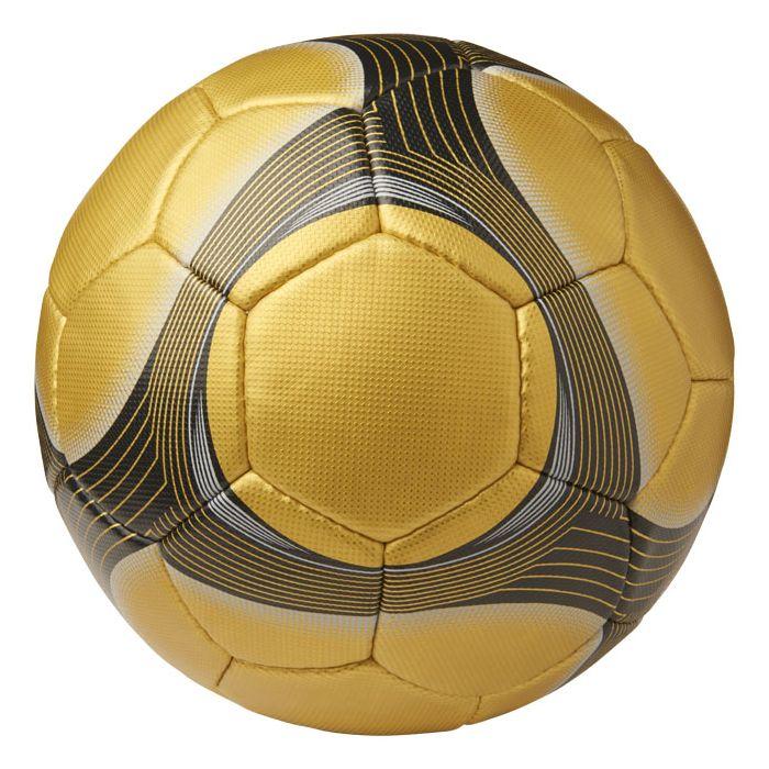 Reklamní fotbalový míč zlatý 1