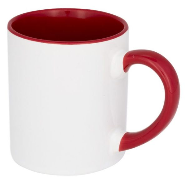 Reklamní hrnek Pixi mini colour červený