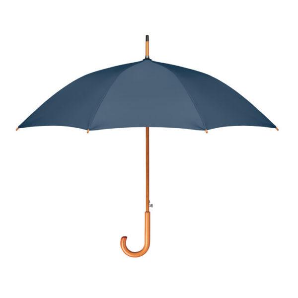 Reklamní deštník CUMULI RPET tmavě modrý