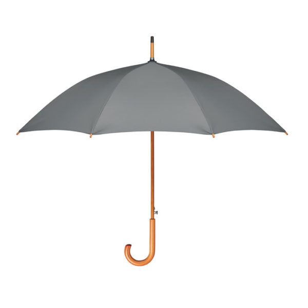 Reklamní deštník CUMULI RPET šedý