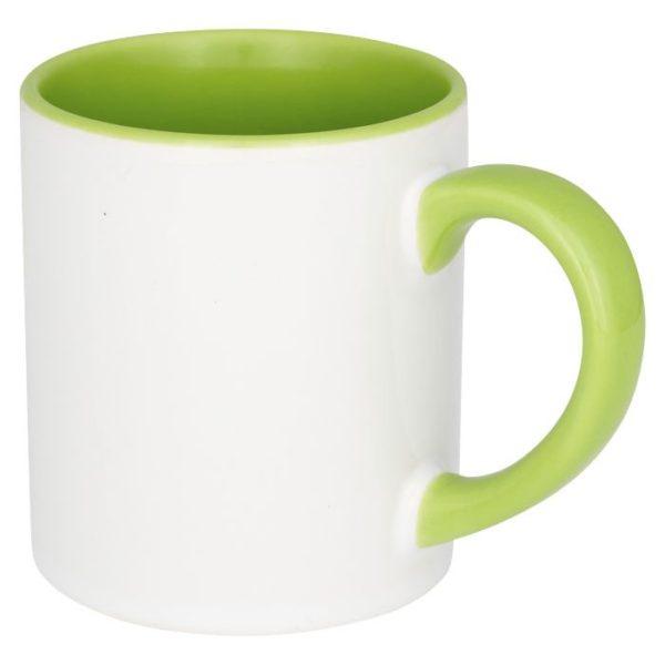 Reklamní hrnek Pixi mini colour zelený