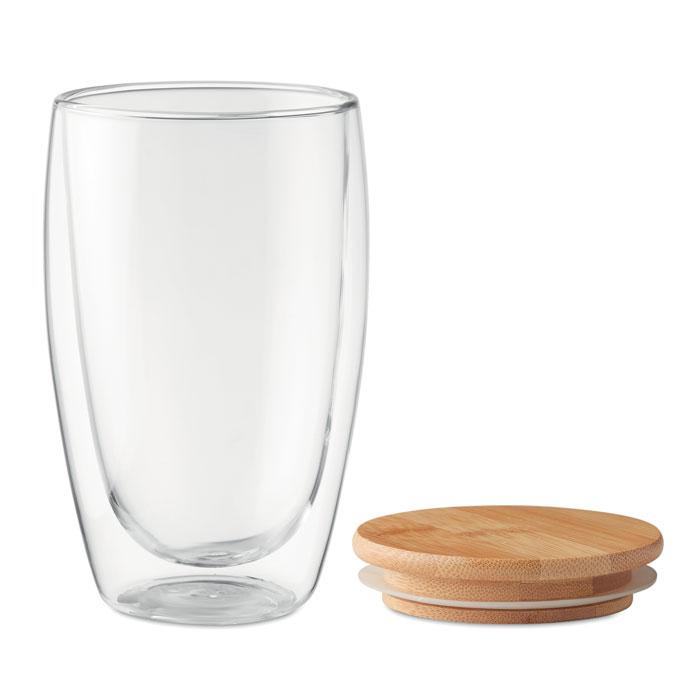Dvoustěnná sklenice