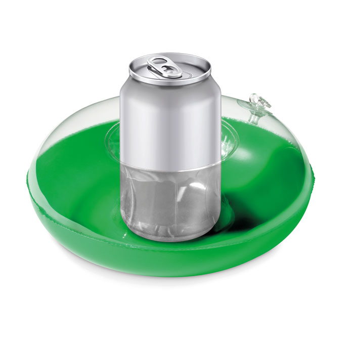 Nafukovací držák na pití
