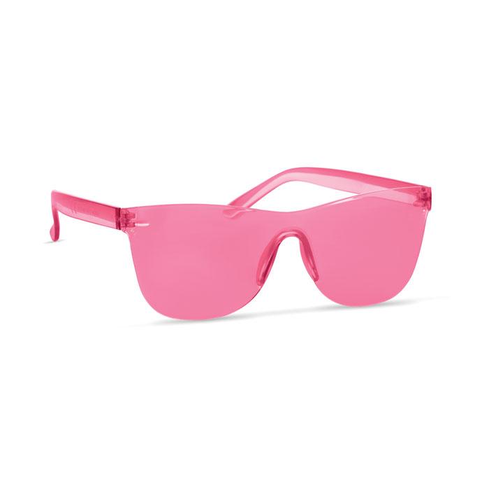 Sluneční brýle růžové COS