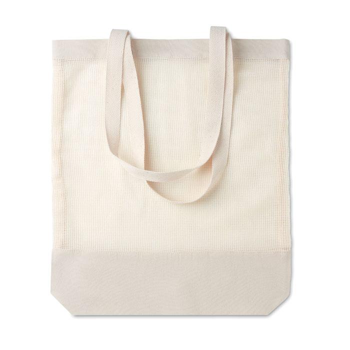 Nákupní taška ze síťoviny