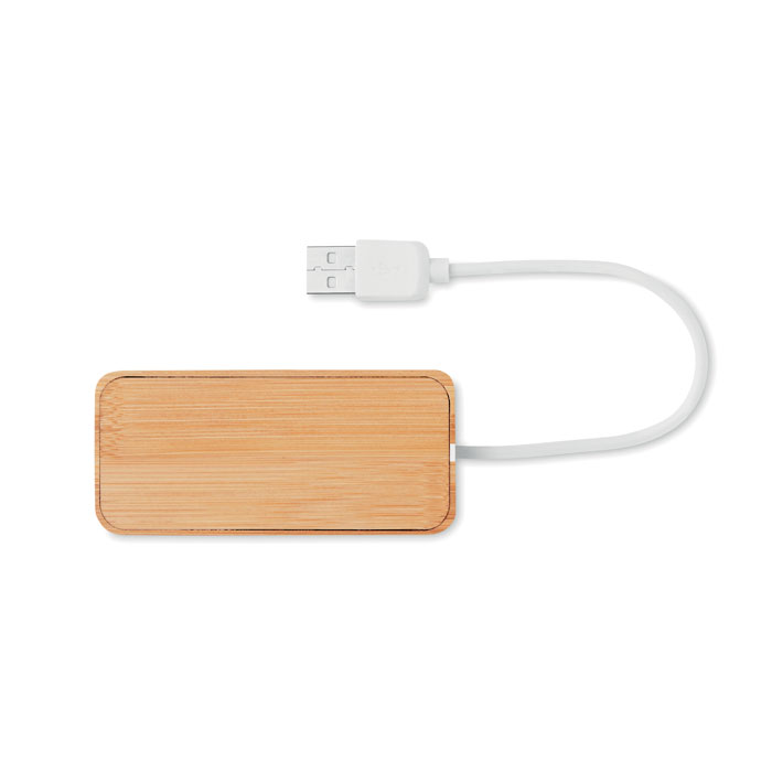Reklamní USB hub, 3 porty VINA