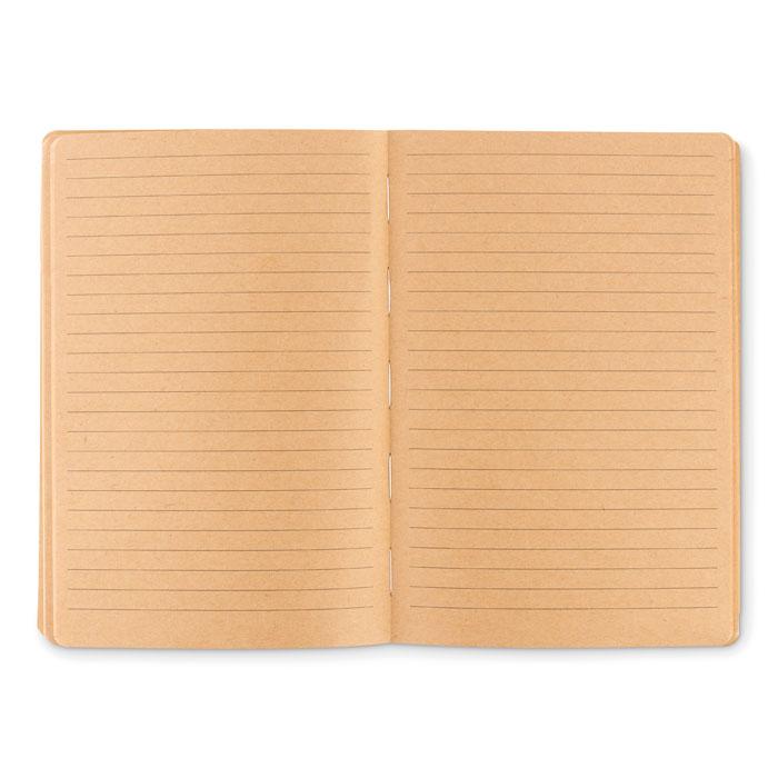 Zápisník A5 korek