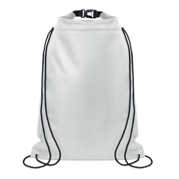 nepromokavý stahovací batoh