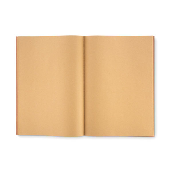 Zápisník z recyklovaného papíru